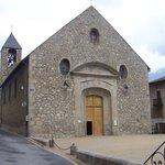 Eglise de Mont-Louis
