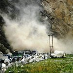 Be prepared to get stranded in a landslide on way to Sangla