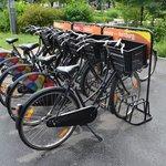 kostenlose Fahrräder zum ausleihen