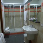 Ванная комната. Все блестит!