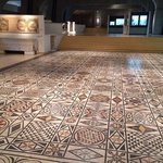 mosaic floor from Roman Lyon