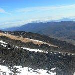 Вид со смотровой площадки Вулкана Тейде