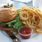 Bejas burger