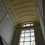 Kharkiv Art Museum - the main entrances