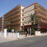 Отель Helios