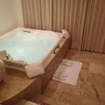 Comfortable Jacuzzi for 2
