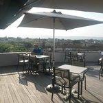 breakfast terrace 6th floor