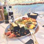 Grilled fish, dellicious