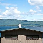 Villa and the Lake