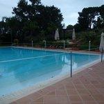 hermosa piscina!