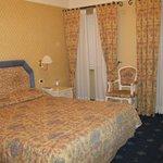 Comfortable, charming room
