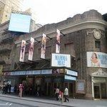 Mamma Mia na Broadway