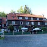 Hotel Grüne Tanne Mandelholz Foto