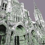 Um dos maiores exemplos góticos do mundo.