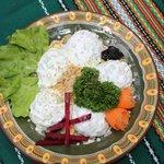 Cucumber Yoghurt Garlic Salad