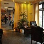 Lounge mot reception