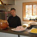 Chef Inger-Lise