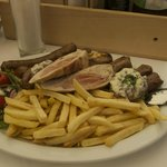 Serbian Mixed Grill