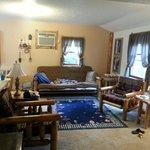 Living room/futon
