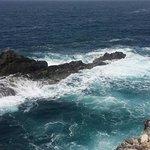 Views across the sea