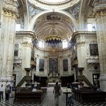 Inside the cattedrale