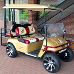 FSU golf cart