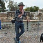 Our guide Yair Herdan