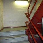 cold stairways