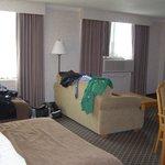 Suite, beds