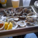 oysters after