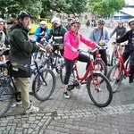 Fat Tire Bike Tour Berlin