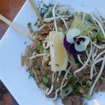 Oriental dish