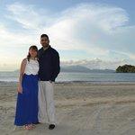 Pre Meal Beach visit
