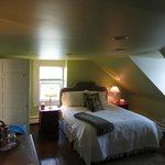 Seckel Pear room