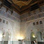 Alcazar: Dettaglio del Palazzo (interno)