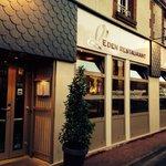 Michelin märkt restaurang L'Eden