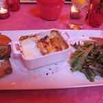 Lasagnette aux 4 fromages