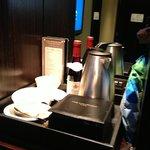 Angolo tè/caffè
