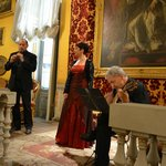 Concert in Throne Hall