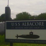 USS Allbacore