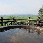 hot tub outside (never used..really hot outside!)