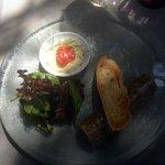Pot au feu persillé et foie gras en fine gelée