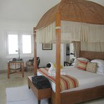 Ocean Front Villa room