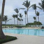 La Cana pool (not at Tortuga but a short golf cart ride)