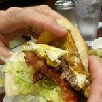 Bonaroo burger