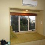 Window seat freycinet lodge studio
