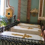 Peter and Paul Cathedral-Romanov Crypts