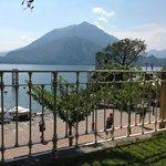View from Villa Torretta's Courtyard