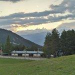 Atardecer desde Alp Masella