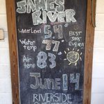 Try whitewater paddle boarding with riverside outfitters!